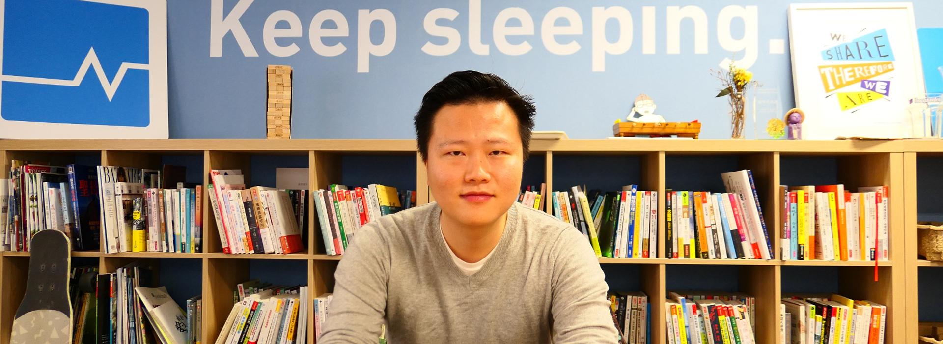 24歲讀MBA、28歲當總經理、30歲創業 他如何用短時間打造黃金履歷