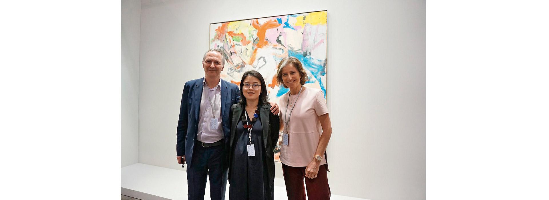 香港巴塞爾藝術展為何吸引頂級收藏家 ?
