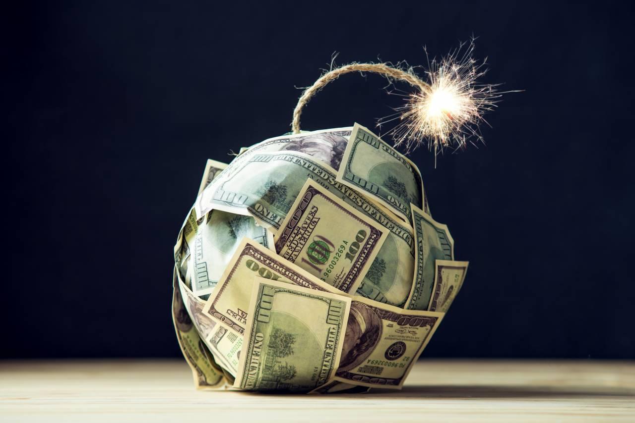 美元從貶值到升值,引發亞洲貨幣危機