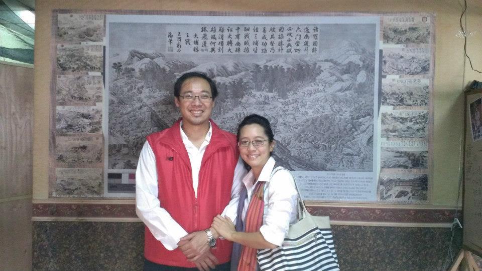 楊偉中遺體今運抵台灣 陳以真哽咽:我們記得很幸福的時光