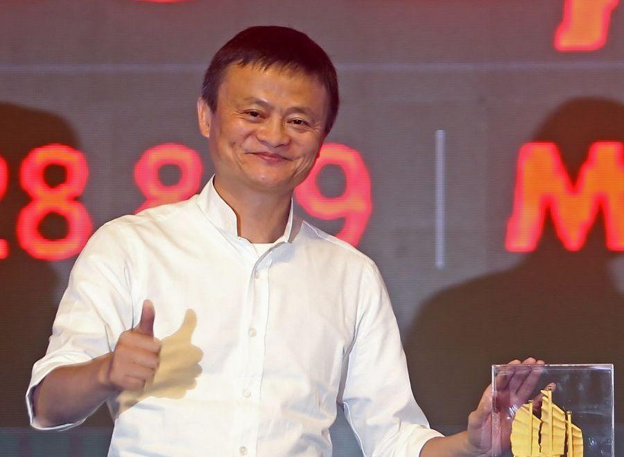 馬雲宣布交棒計畫 一年後現任CEO張勇接任主席