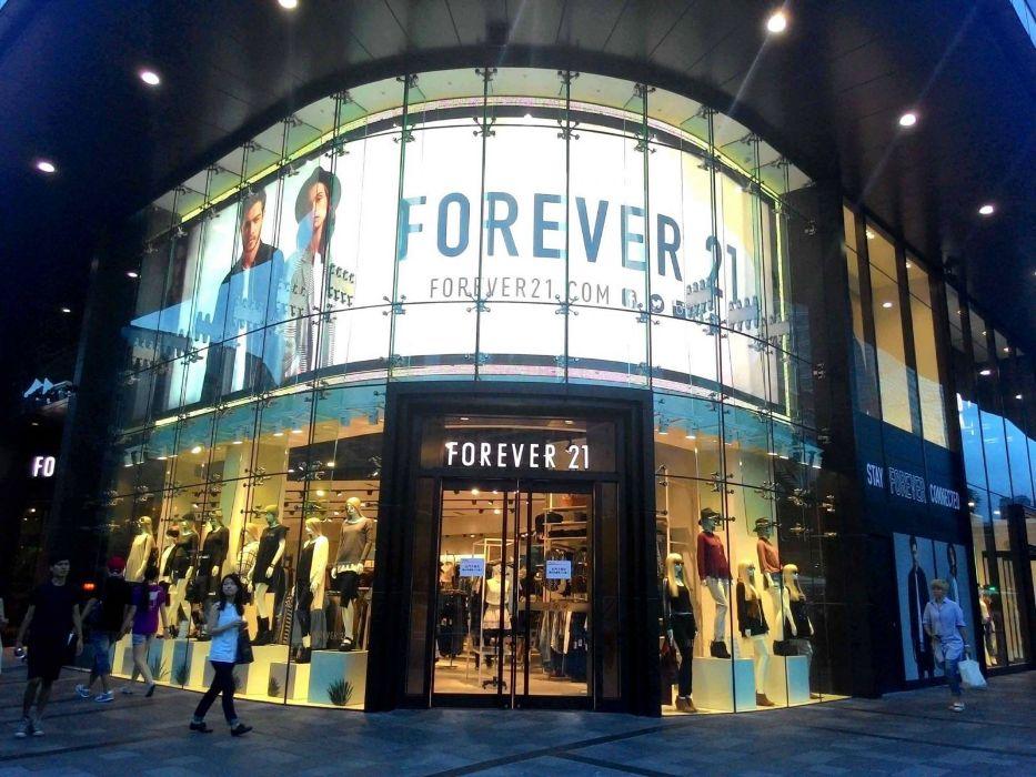 快時尚不再?「Forever 21」信義店傳中秋後熄燈
