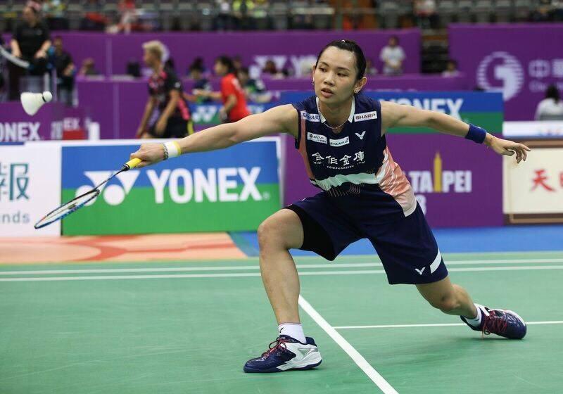 戴資穎再封后!新加坡公開賽直落二擊退日本女將奧原希望