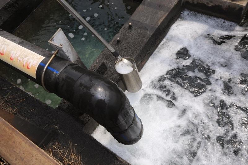 台中市火力發電廠因放流廢水污染,遭台中市環保局重罰2千萬。