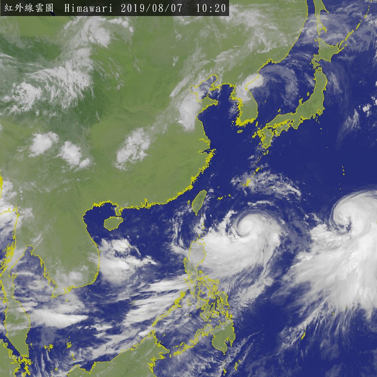 週四颱風假放定了?吳德榮這麼說