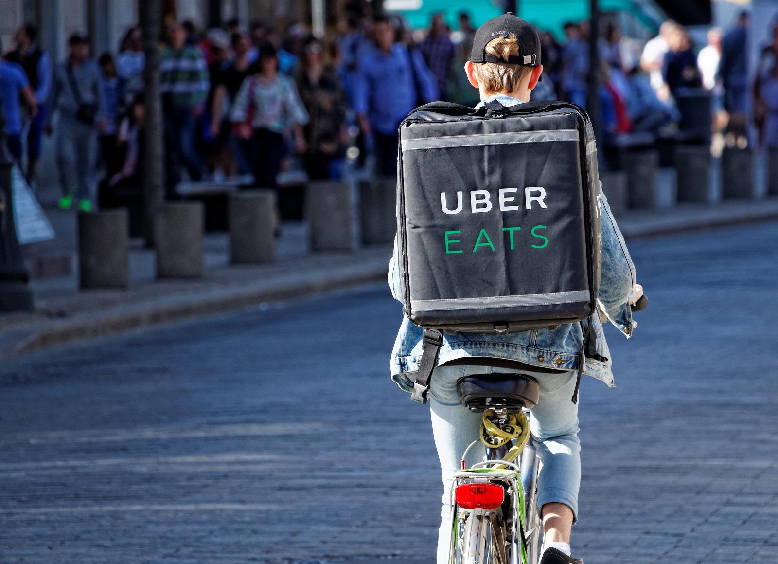 超越Uber Eats!這兩大美食外送集團即將合併,全球市場大洗牌