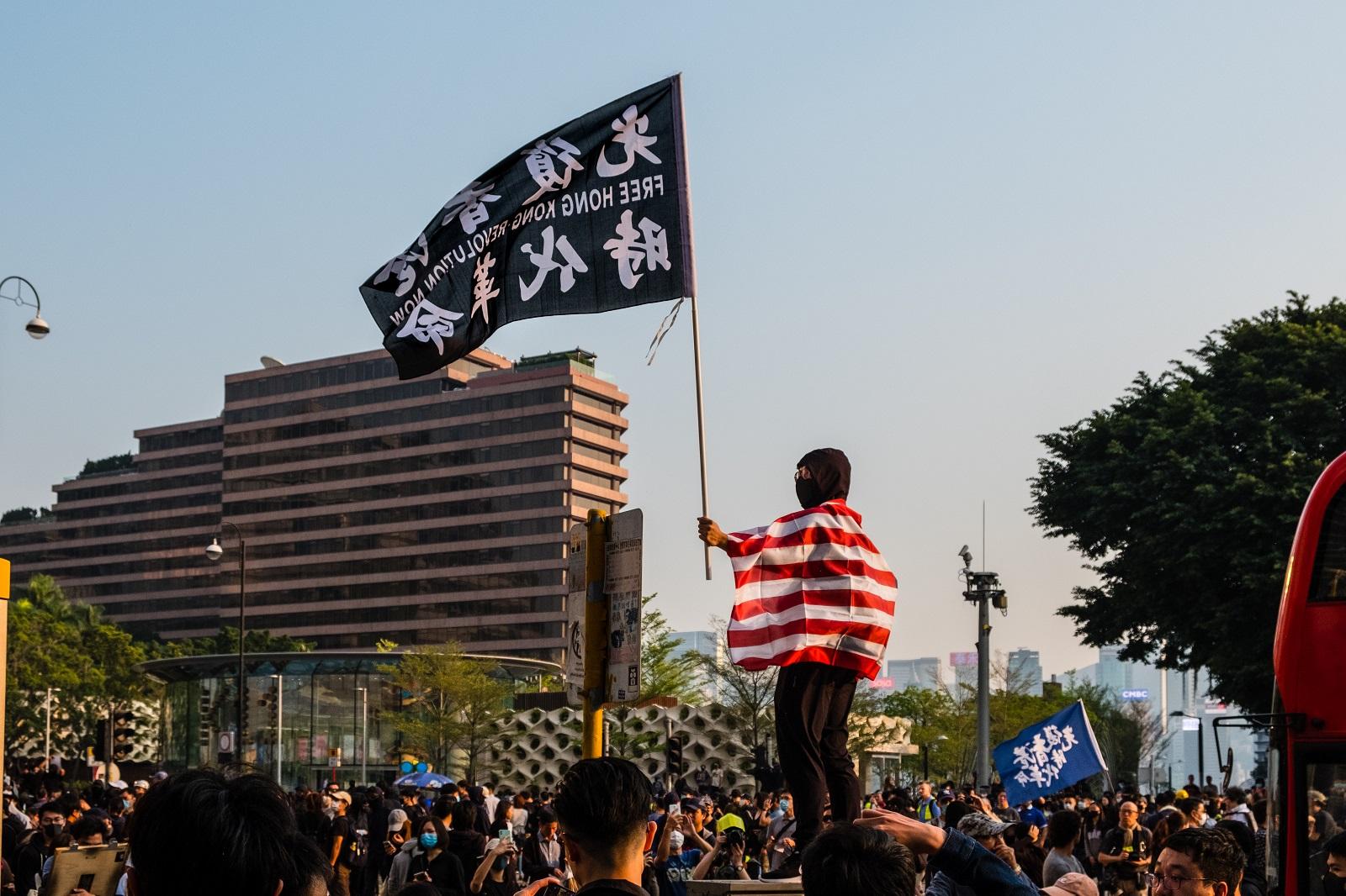 紐時:200多香港示威者逃抵台灣 有人付30萬元搭漁船