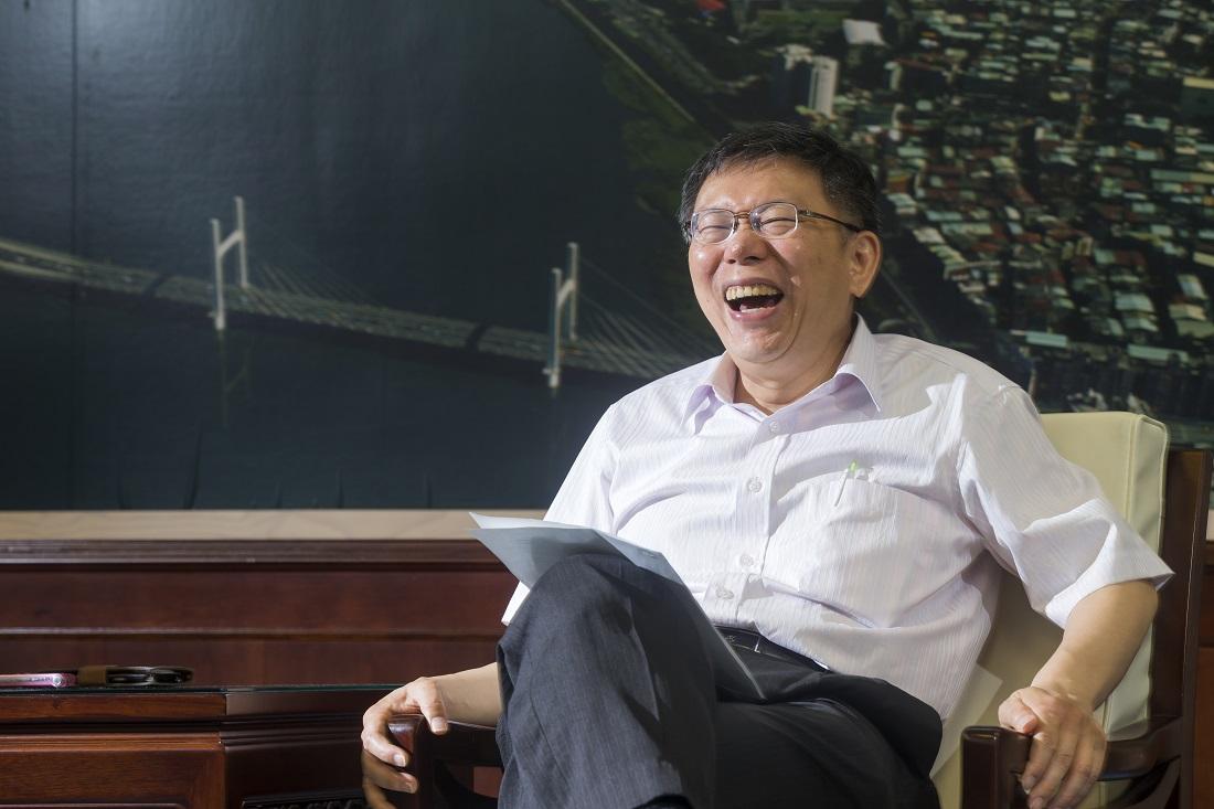 大台北都會區將改變?柯文哲:基隆要有最大發展,就是併入台北市