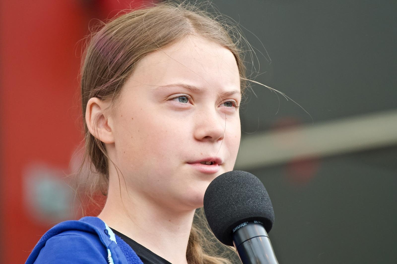 瑞典少女為氣候變遷發聲,獲選時代雜誌年度風雲人物 卻因「這原因」引發爭議