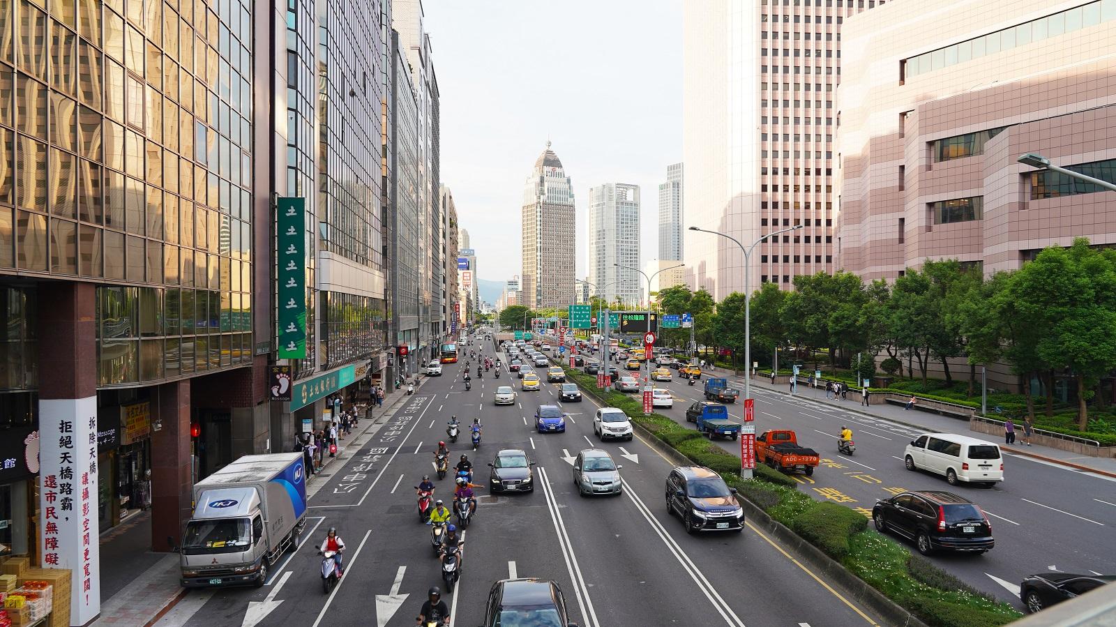 2020元旦起台北4大新制上路 駕駛人小心荷包失血