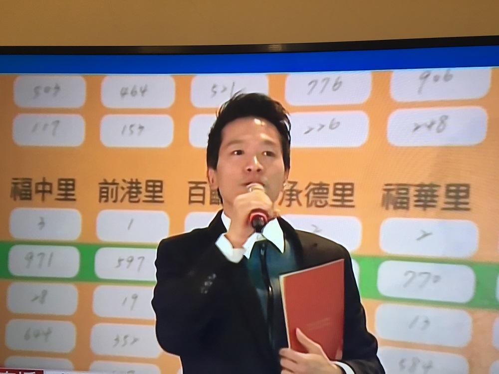台北立委補選由何志偉勝出。
