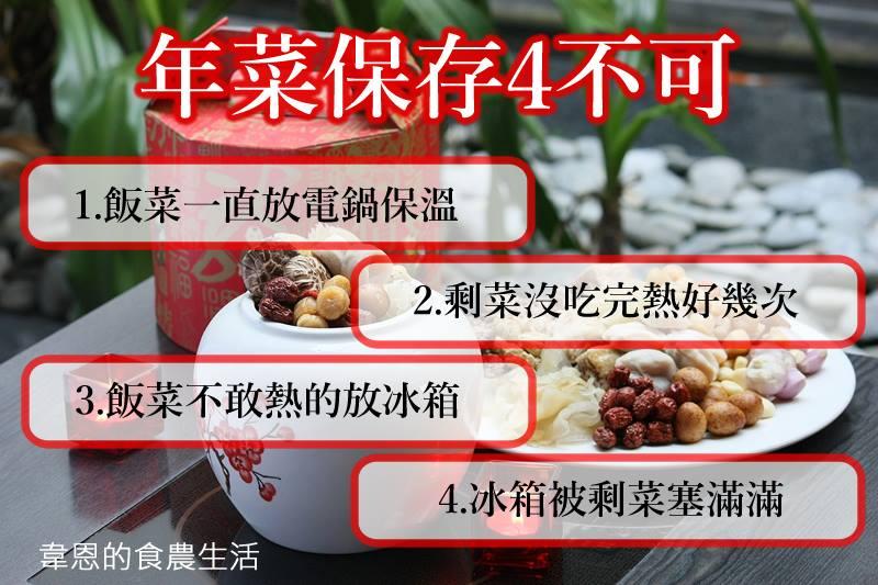 年菜吃不完塞冰箱、加熱再吃?專家打破4大迷思 教你正確保存!