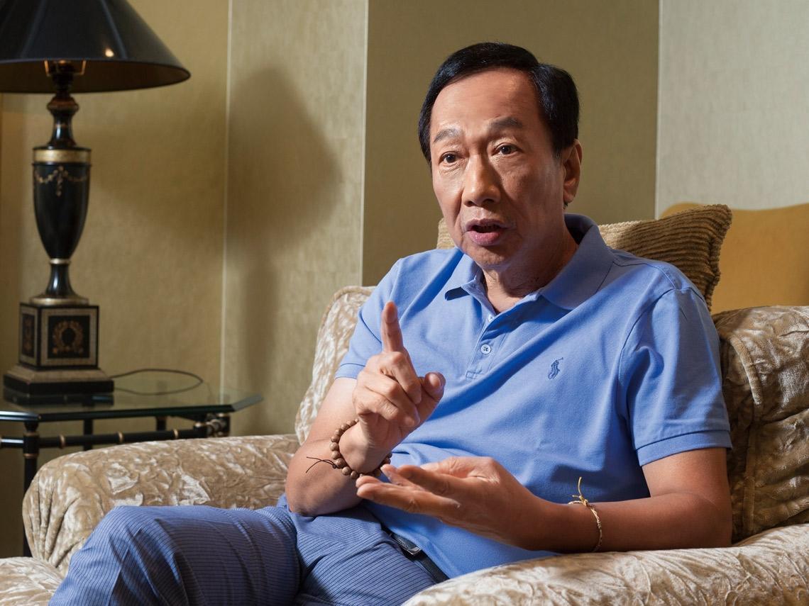 郭台銘稱Lamigo交易遭政治力介入 球團發聲明澄清