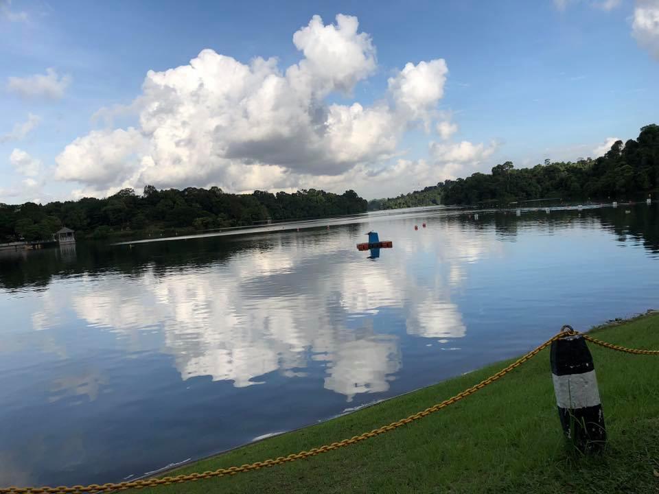 謝金河 老謝開講 新加坡蓄水池的初體驗