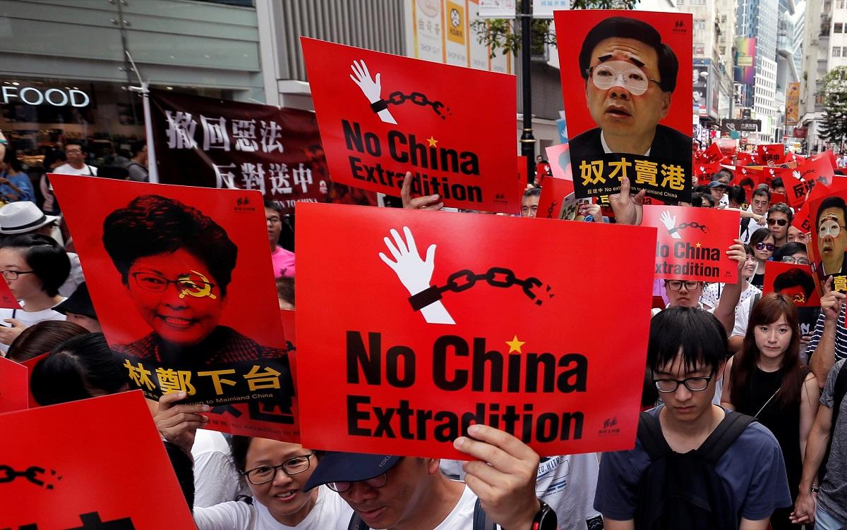 《逃犯條例》是北京背後操刀?中國駐英大使:中央從未指示香港修例