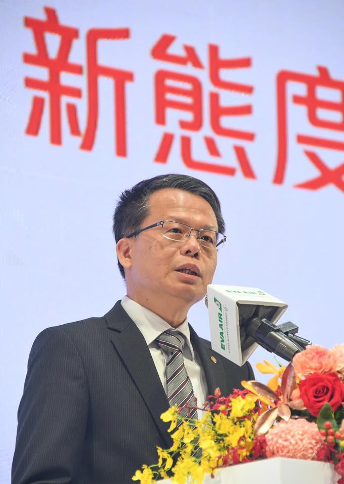 長榮總經理孫嘉明:沒有一個工作不辛苦、覺得不適合的就不應該來