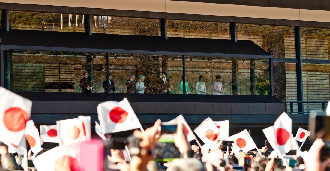 日本新年號公布儀式打網路戰 社群全面同步