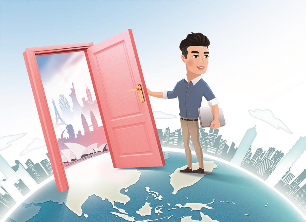 敢嘗試、善表達、專業強 新鮮人決戰全球求職攻略