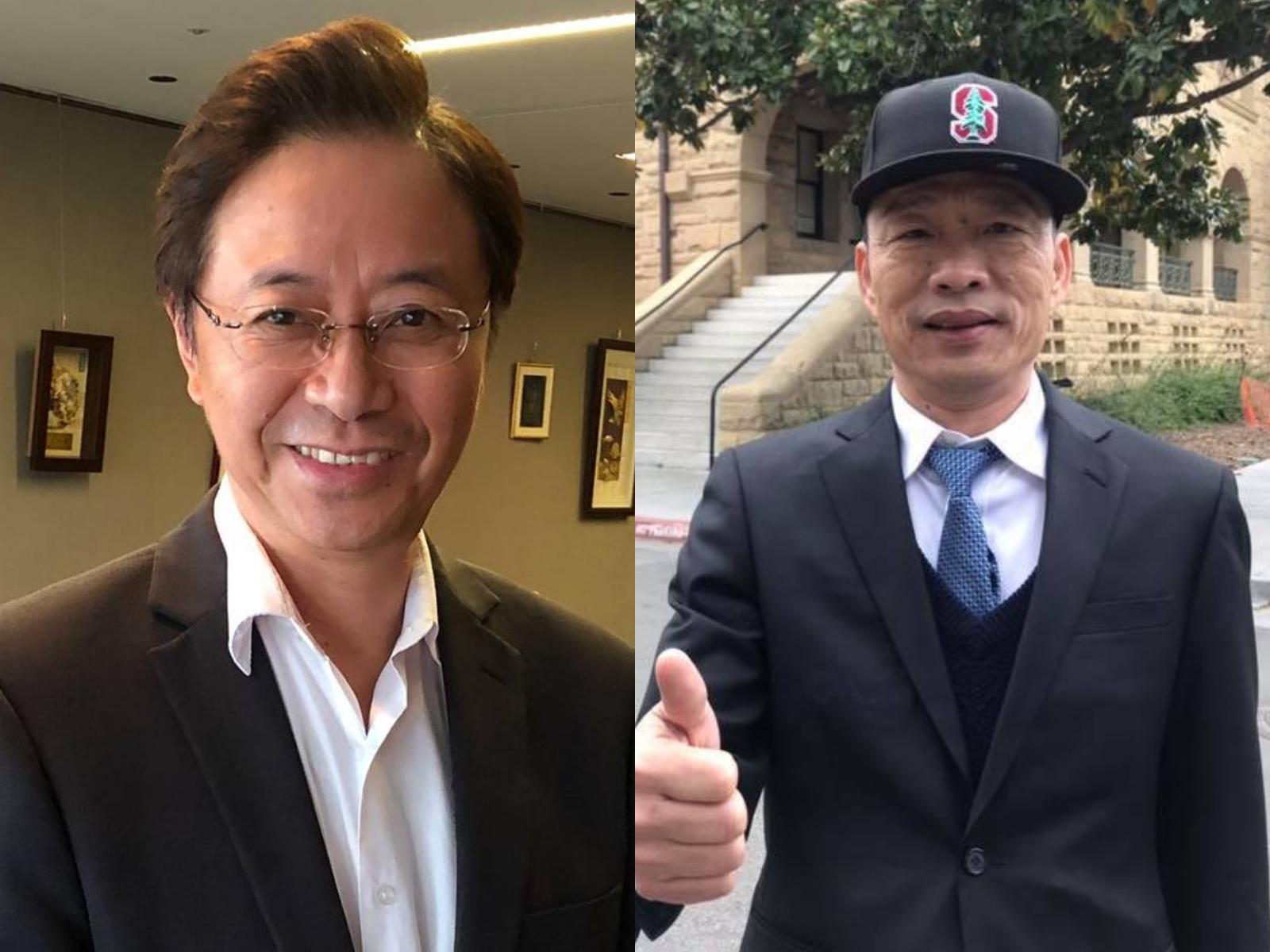 張善政證實將出任韓國瑜副手 稱自己「無法置身事外」