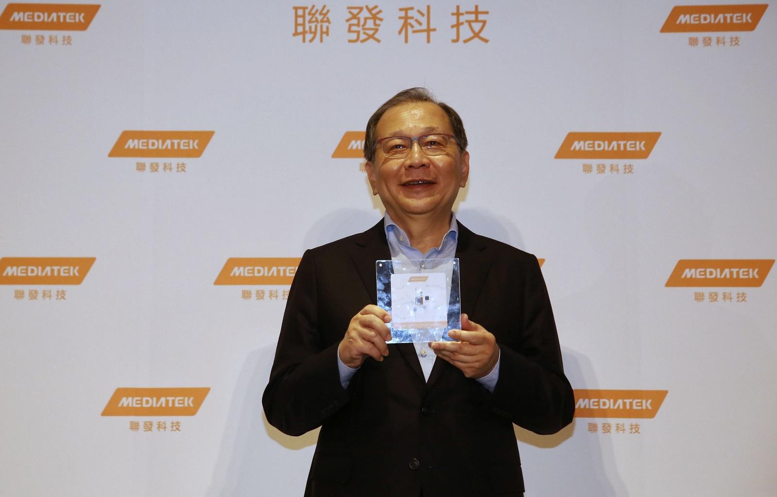 聯發科技發表旗艦級5G晶片「天璣1000」,全球最快、最省電!