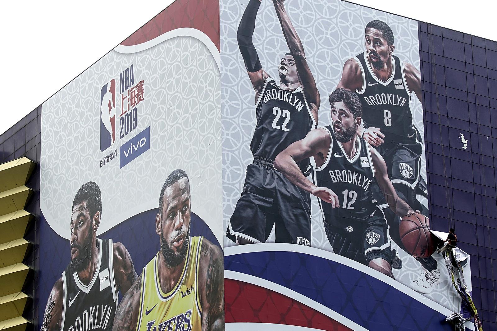 抵制NBA失效?不到一周 騰訊體育今早悄悄恢復轉播