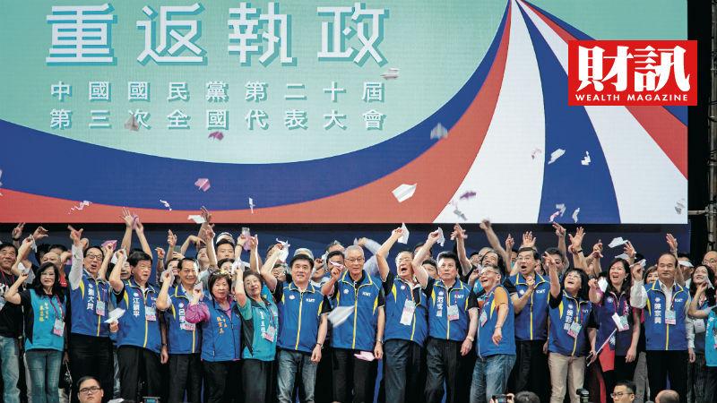 國民黨不分區》韓國瑜選情看衰 卡位國會更實在