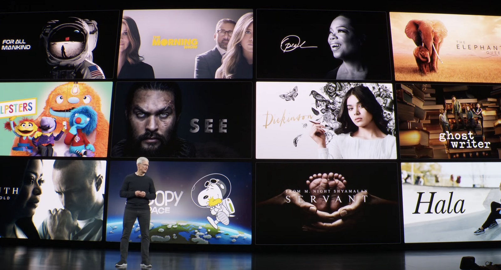 跟Netflix拚了!Apple TV+每月只要150元,一向「高貴」的蘋果為何要打價格戰?