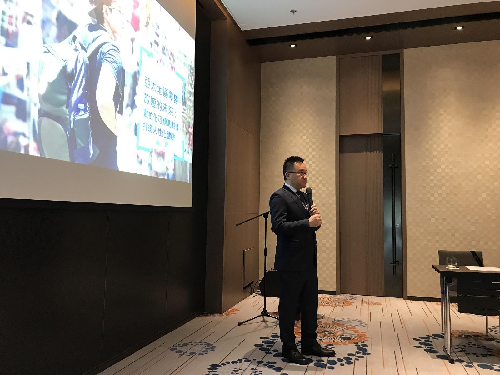 B2B零售旅遊通路業者Amadeus選在今日發表最新白皮書《亞太地區零售旅遊的未來:數位化可預測數據,打造人性化體驗》