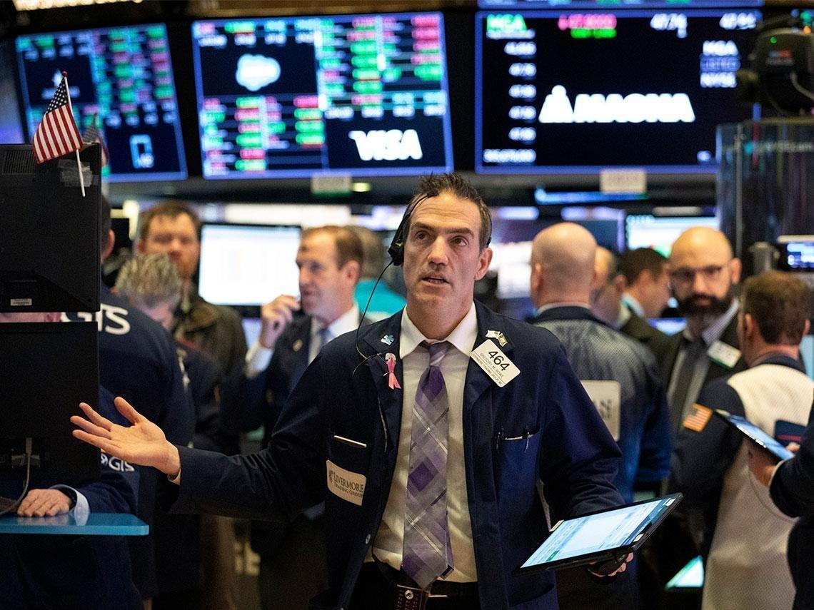 疫情衝擊》川普警告美國「未來2周非常艱難」 美股早盤大跌逾700點