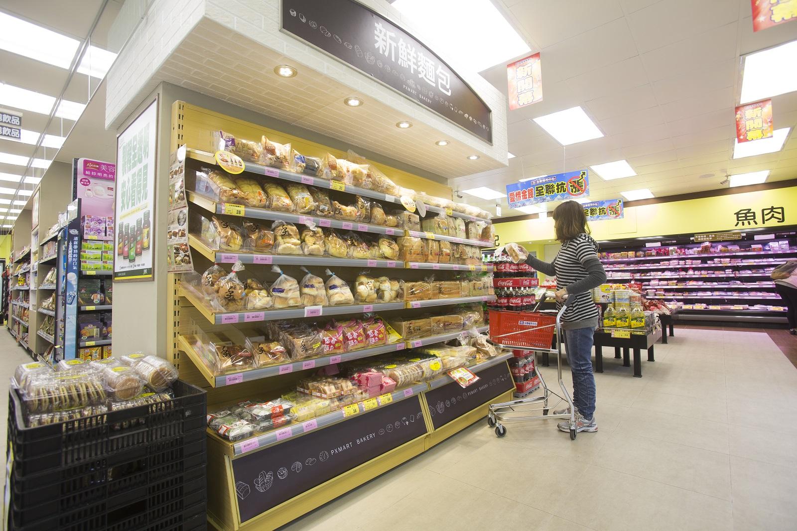 全聯白吐司1年賣出1.5億!未來現烤麵包占比估達50% 究竟是如何做到?