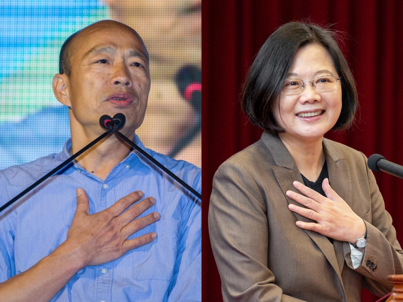 若韓國瑜在總統大選中勝出?美國學者分析:北京可能有2種舉動