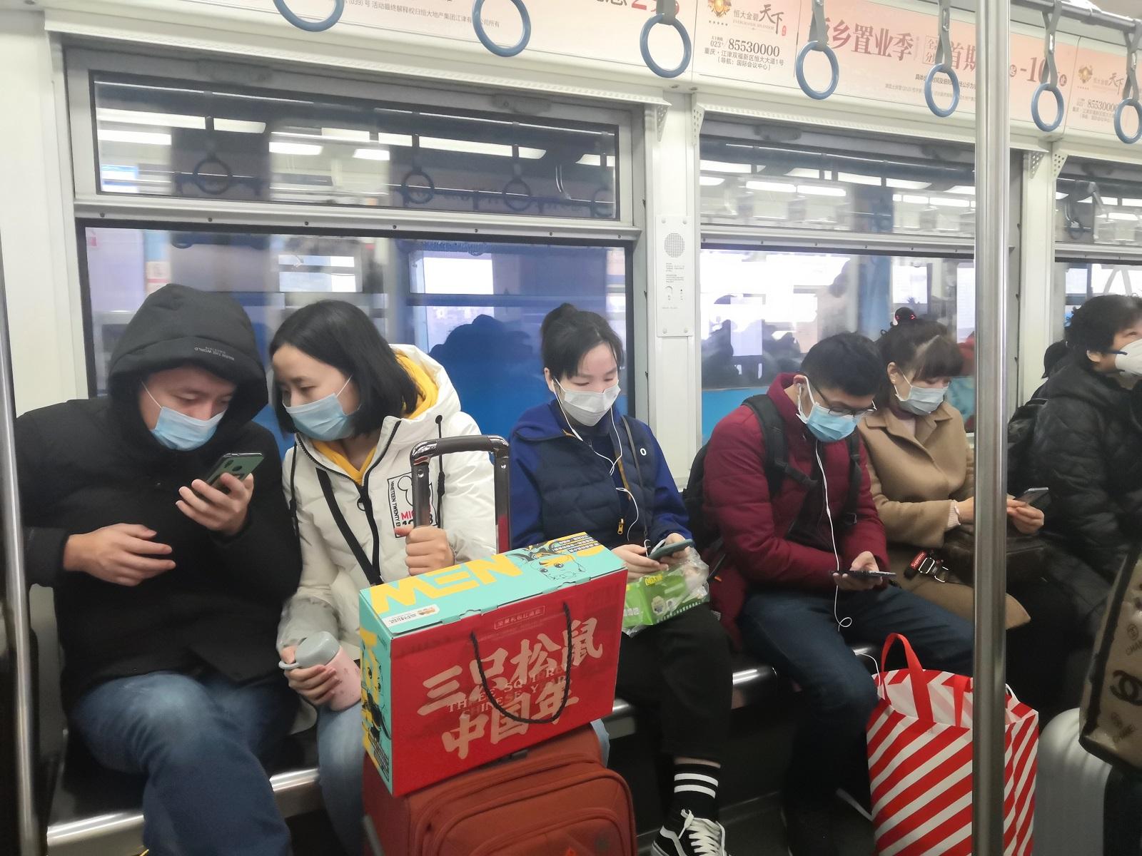 武漢肺炎》湖北10城市「封城」防疫、副廳長確診感染 中國確診病例達830例、死亡26例