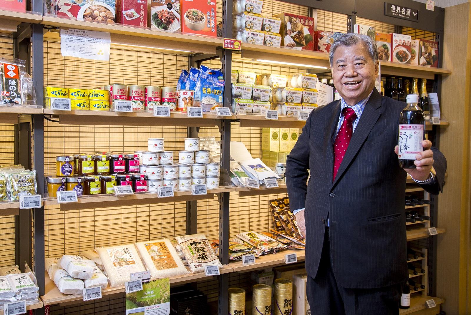 65歲拚創業!第一名店董事長王義郎靠3招 讓商品年銷2億元