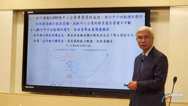央行利率按兵不動》近期新台幣強升 楊金龍揭兩大原因