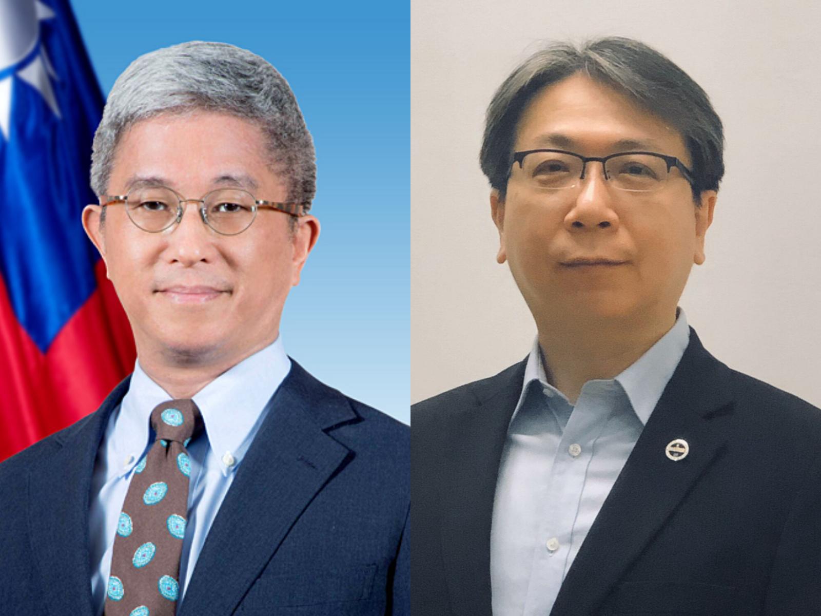 國安外交大調動:蔡明彥接歐盟代表 徐斯儉接國安會副秘