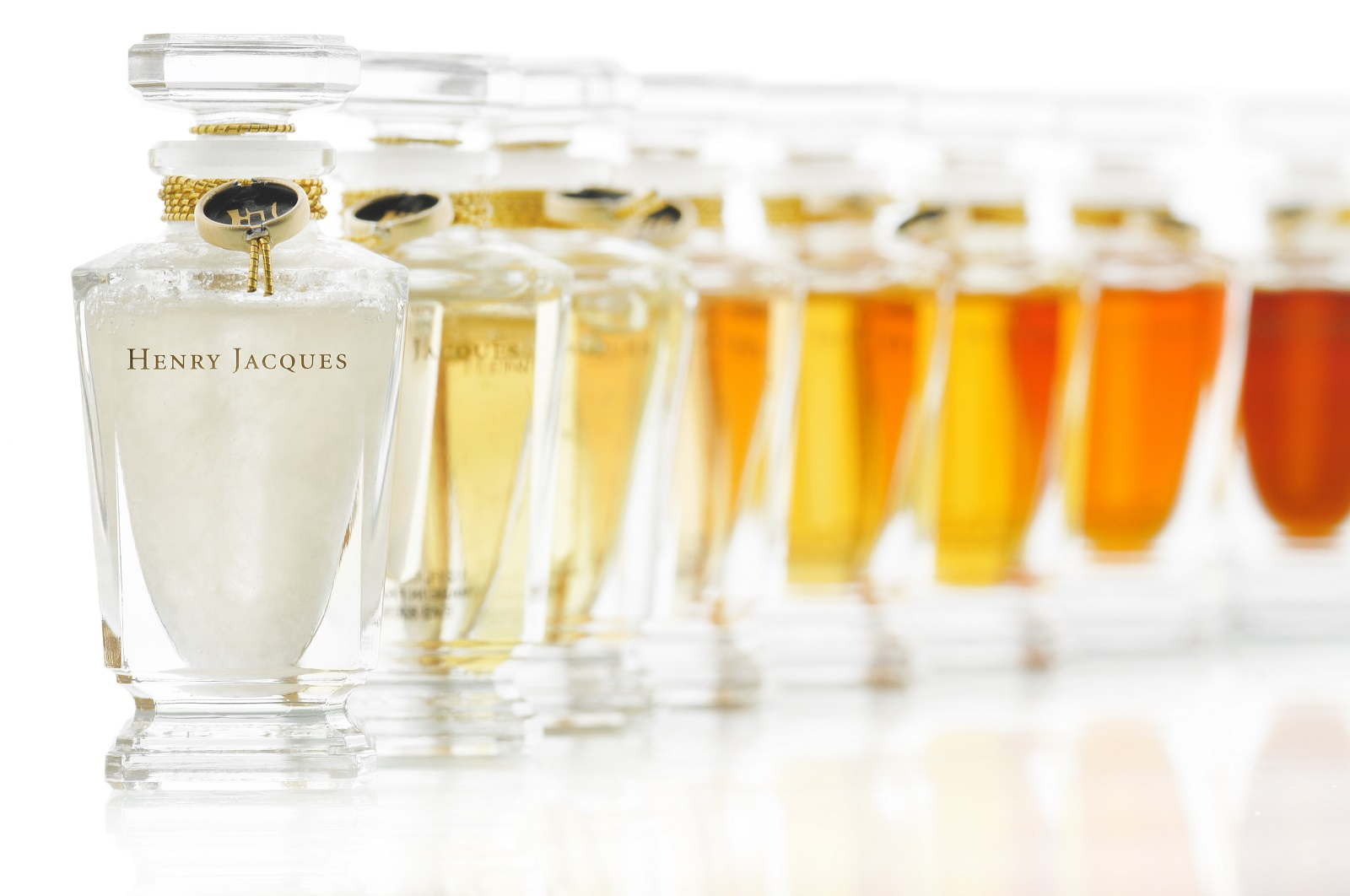 品牌故事》低調奢華的水晶藝術品 法國頂級香水亨利‧雅克
