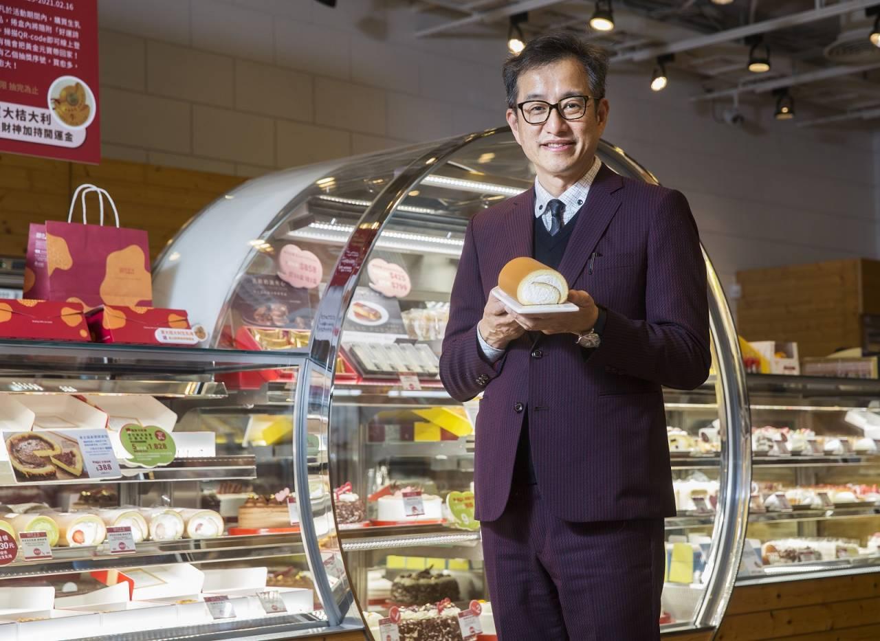 亞尼克發6個月年終獎金、去年生乳捲大賣170萬條! 董座吳宗恩怎麼做到的?
