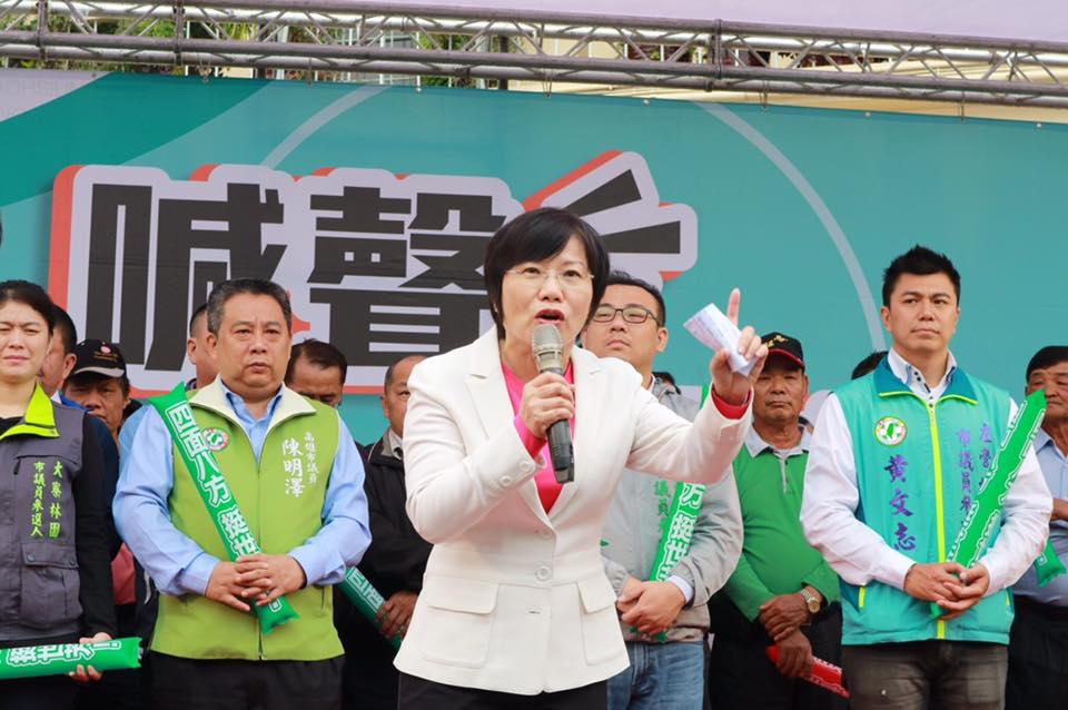 不捨陳菊飽受攻擊 劉世芳宣布退出高雄市長初選