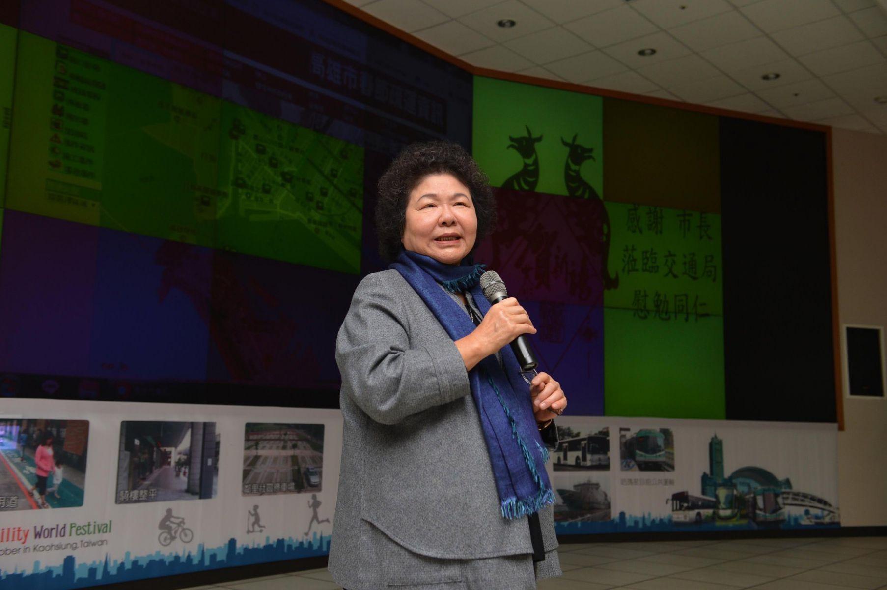傳接任總統府秘書長 陳菊:不用急著替我找工作