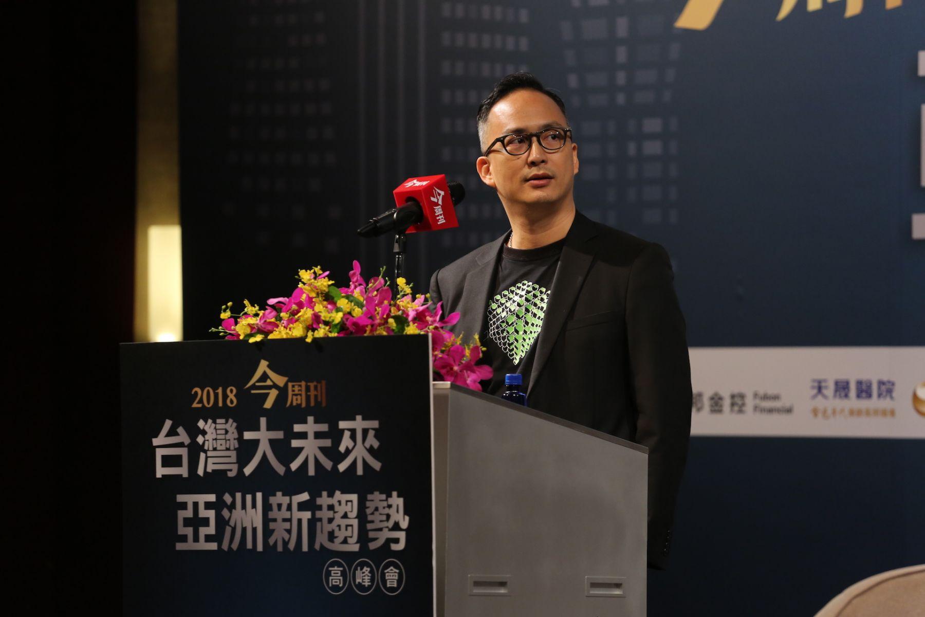 台灣產業脫胎換骨的機會!NVIDIA副總:每個人都可能是AI創業家