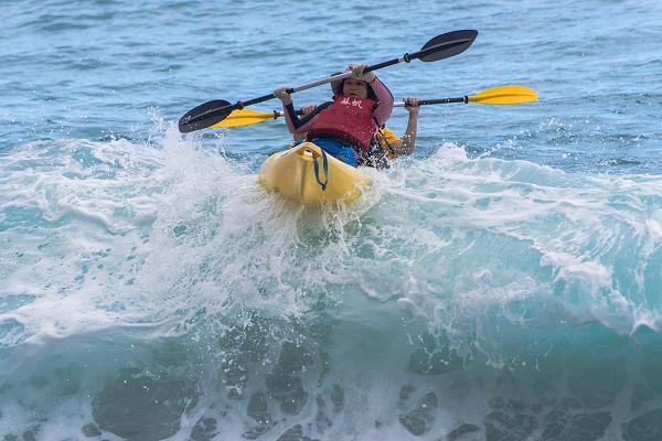 划向大海、勇敢作夢 不老水手的「重陽人生」