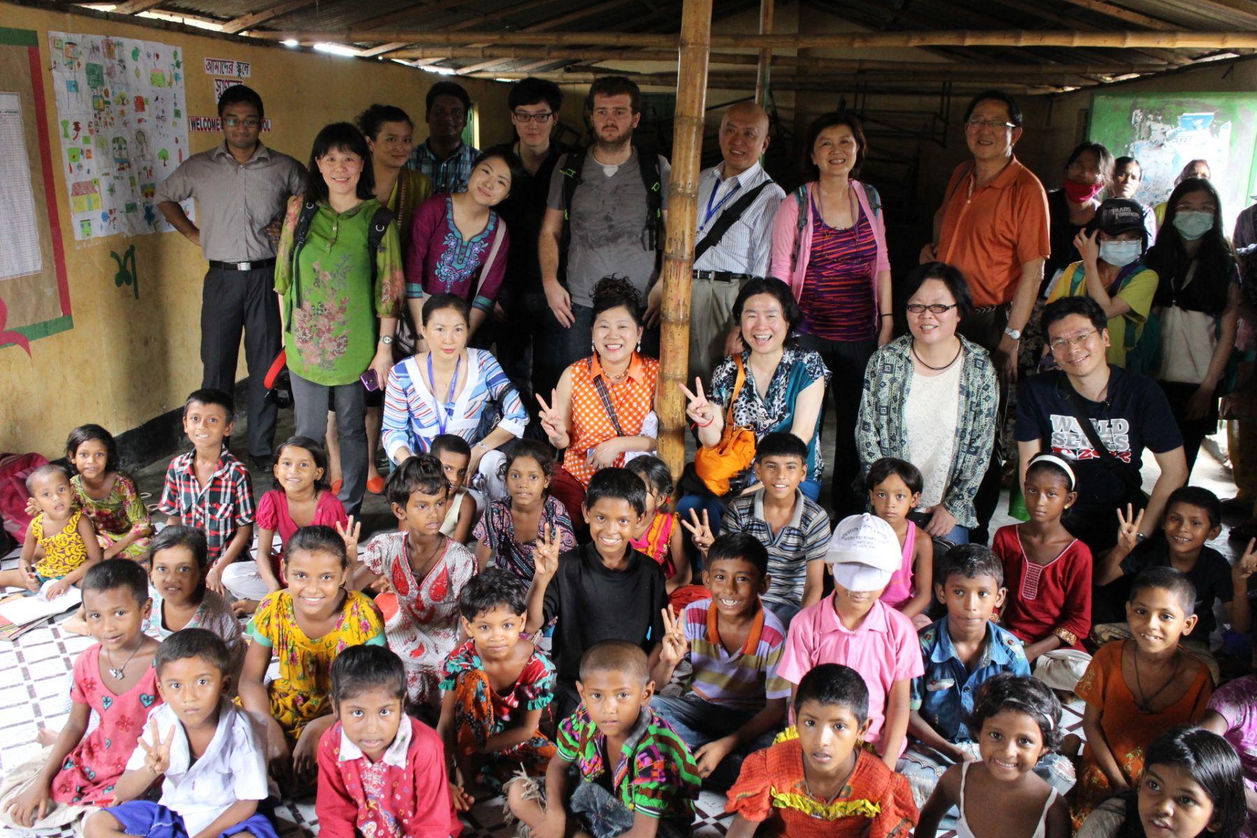 那年在孟加拉遇見的盲人失業者 教會我的事