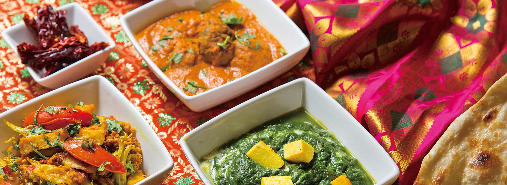 本格派 匠人精神  重現古印度素食