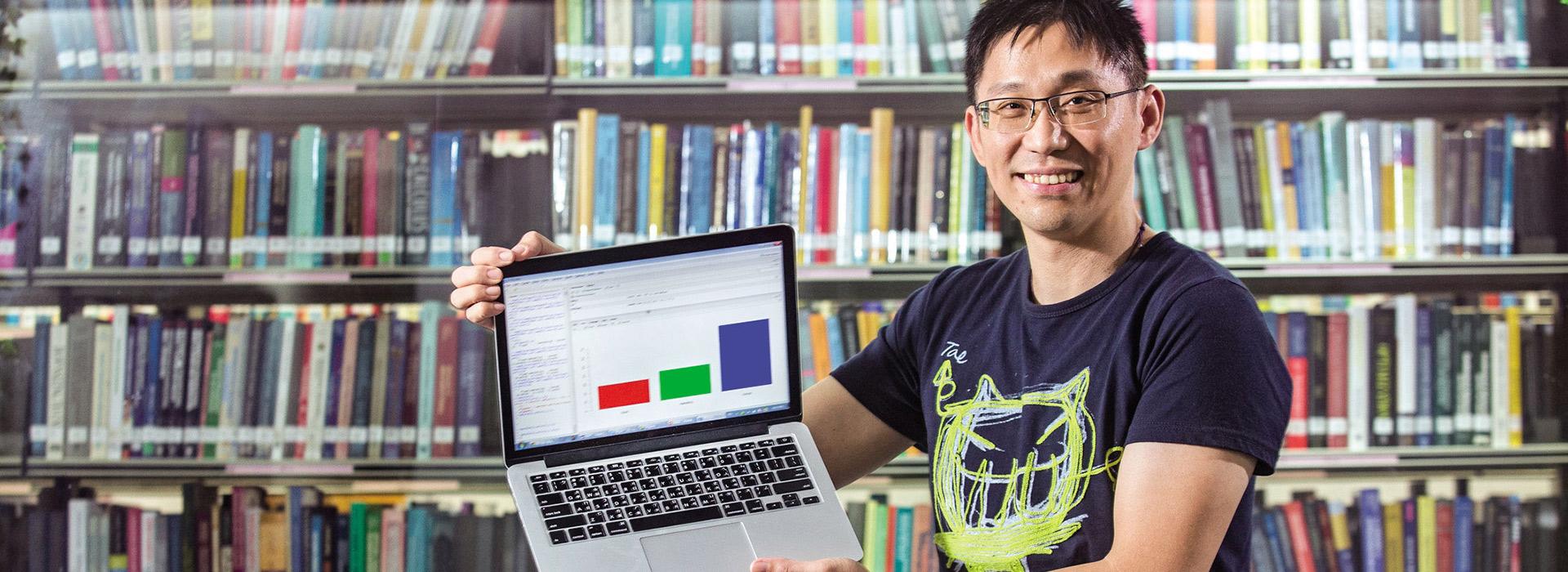 台灣資料科學教父:好奇心比程式能力重要