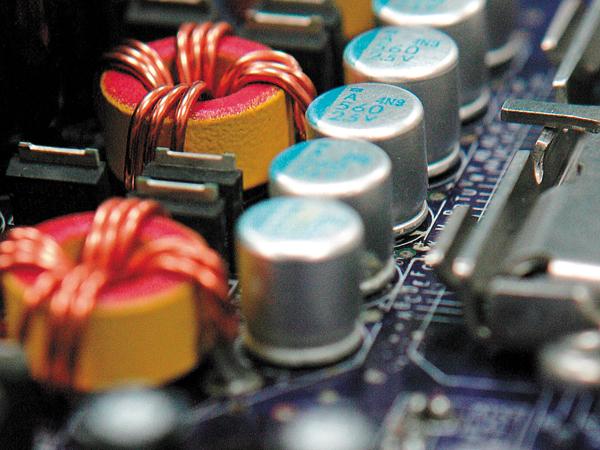 鋁質電解電容