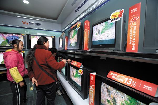 中國消費力