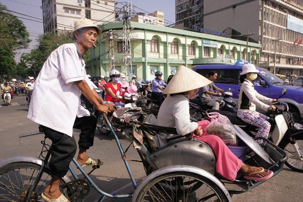 越南勞動力