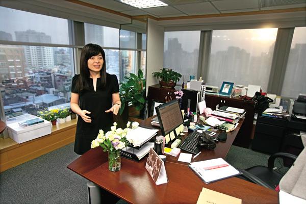 職場成功女性