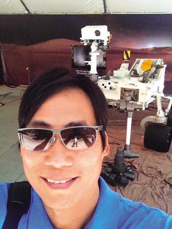 好奇號火星探測車