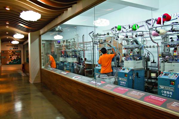 吳福洋針織廠